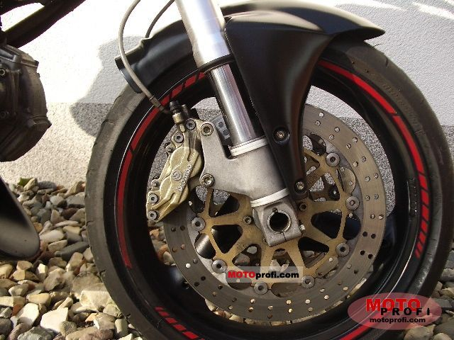 Ducati Monster 620 2005 Specs And Photos