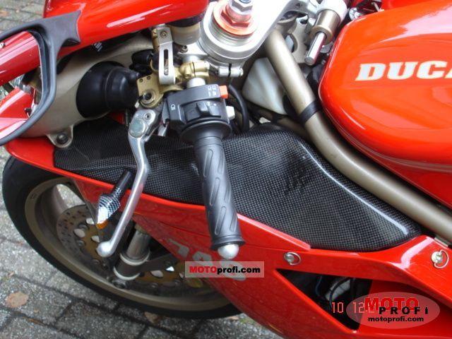 Ducati 748 B... 1997 Ducati 748 Specs
