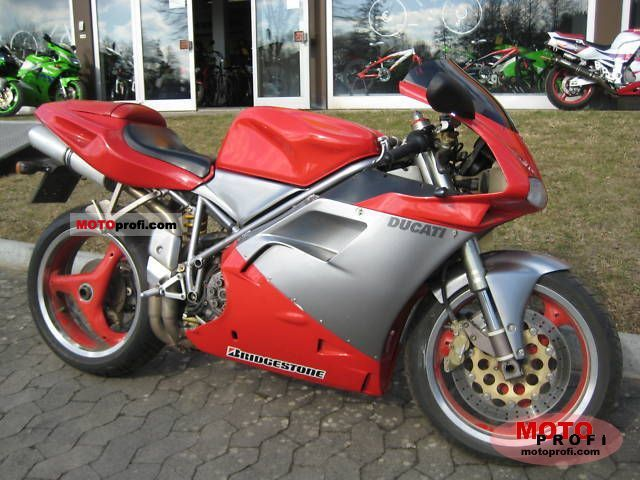 Ducati  Biposto Specs