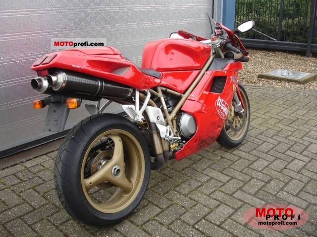 Ducati 748 B... Ducati 748 Specifications