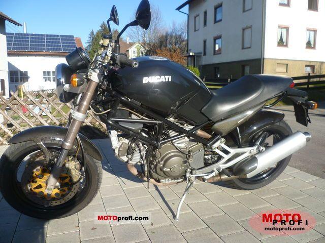 Ducati 900 Monster S 1998 photo