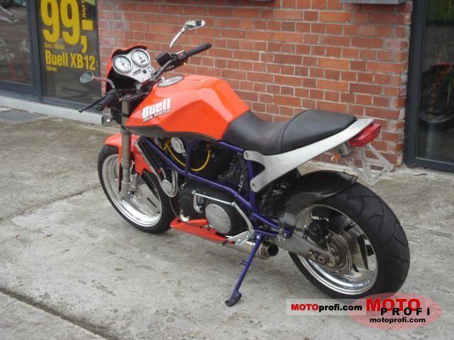 2001 Buell Lightning X1. 2000 uell x1
