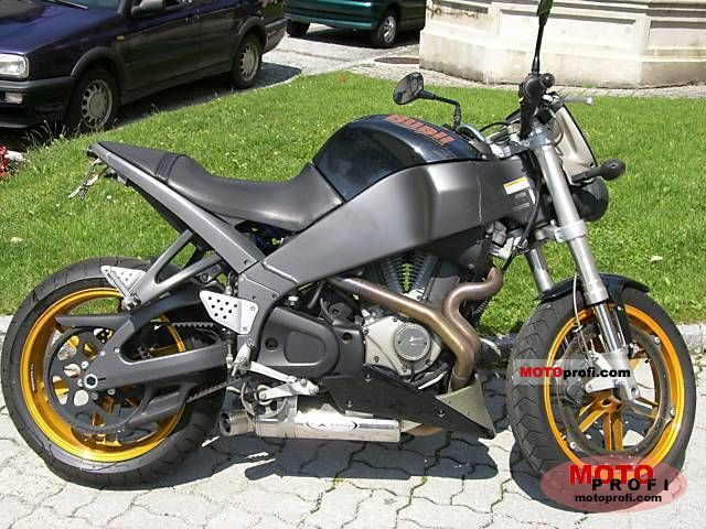 buell lightning xb12s 2004 specs and photos