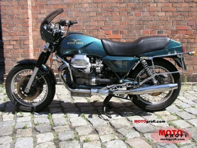 moto guzzi mille gt 1991 specs and photos. Black Bedroom Furniture Sets. Home Design Ideas