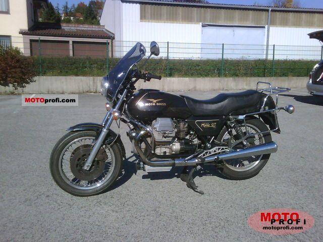 Moto Guzzi Mille GT 1992 photo