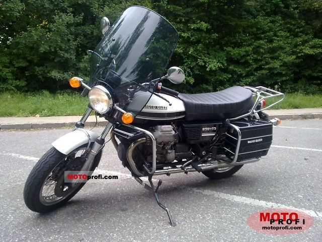Moto Guzzi 850 T 1975 photo