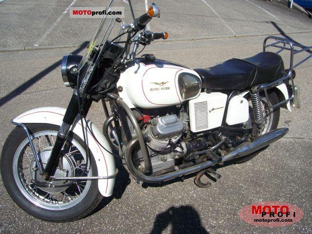 Moto Guzzi V 7 1970 photo