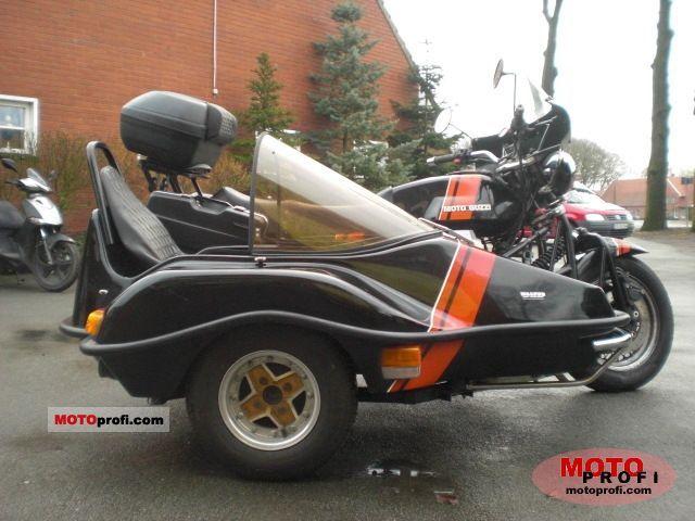 Moto Guzzi 1000 S 1990 photo
