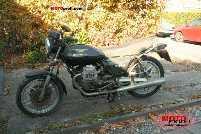 Moto Guzzi V 50 III 1982 photo