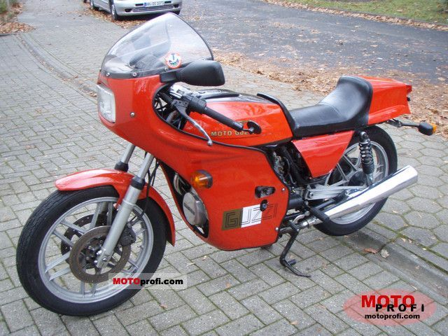 Moto Guzzi V 50 Monza 1981 photo