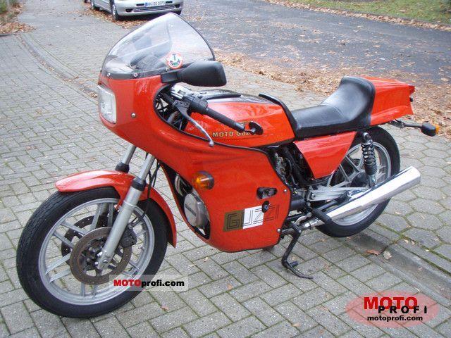 Moto Guzzi V 50 Monza 1981 photo