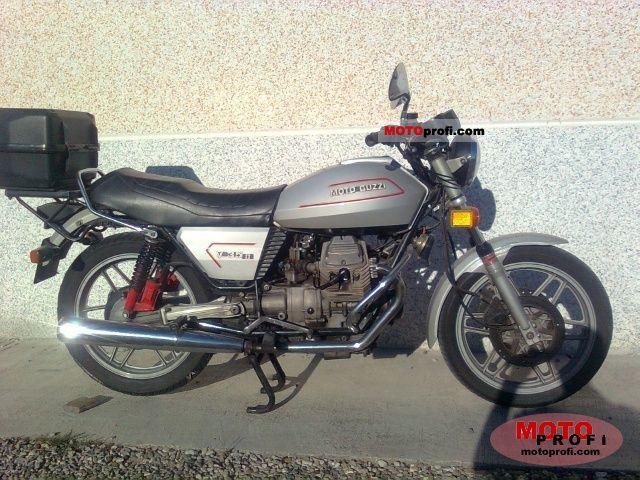 Moto Guzzi V 35 II 1982 photo