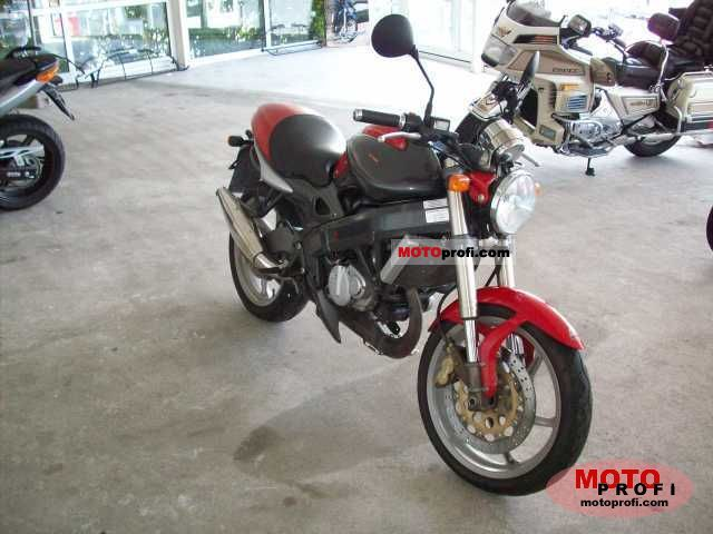 Cagiva Planet 125 2001 photo