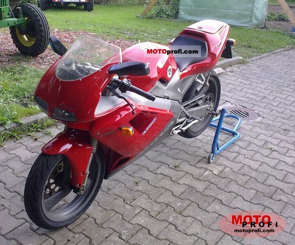 Cagiva Mito 125 1998 photo