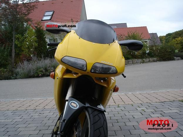 Cagiva Mito 125 1999 photo