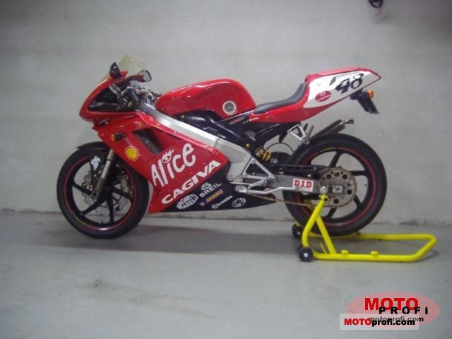 Cagiva Mito 125 2002 photo