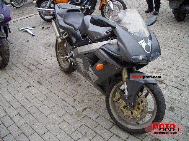 Cagiva 125cc. Cagiva Mito Evo 125 (45 KM)