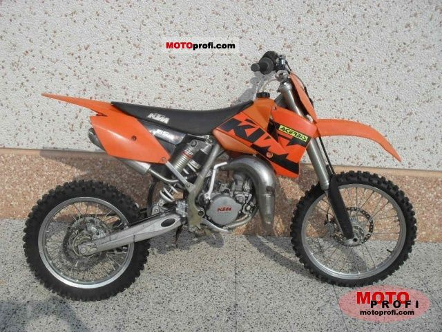 KTM 85 SX 2003 photo