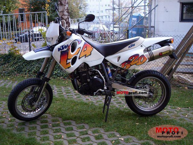 KTM 620 EGS 1998 photo