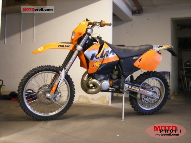 ktm 250 exc 2000 specs and photos. Black Bedroom Furniture Sets. Home Design Ideas