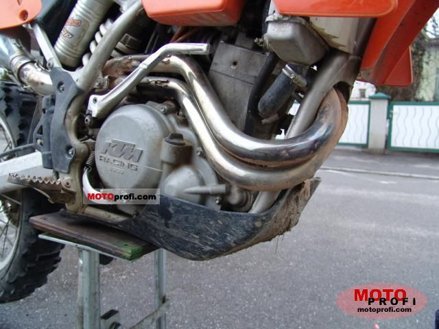 ktm 525 exc racing 2003 specs and photos