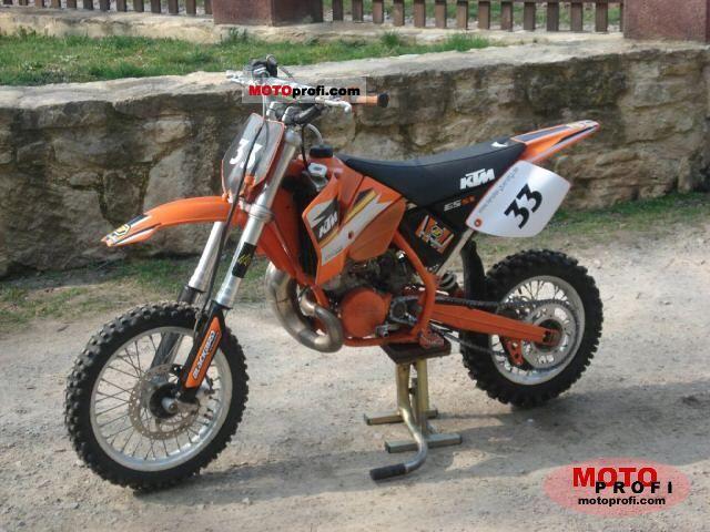 Ktm 65 Sx 2004 Specs And Photos
