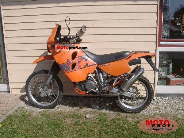 KTM Adventure 1997 photo