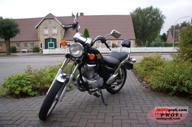Daelim VS 125 2000 photo