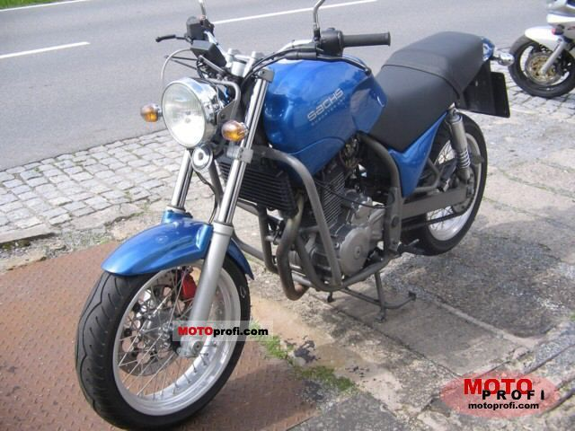 Sachs Roadster 650 2003 Specs And Photos