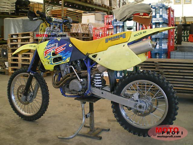 Husaberg FE 501 1998 photo