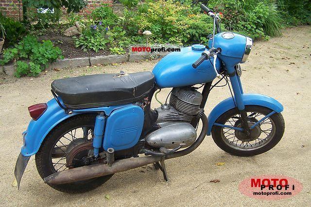 Jawa 350 1970 photo