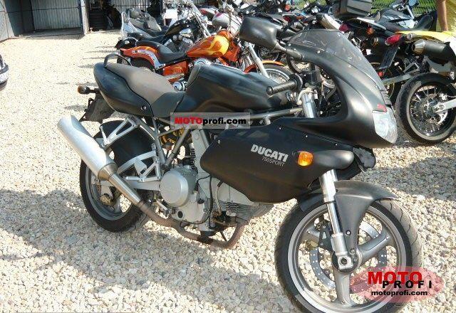 Ducati 750 Sport 2001 photo