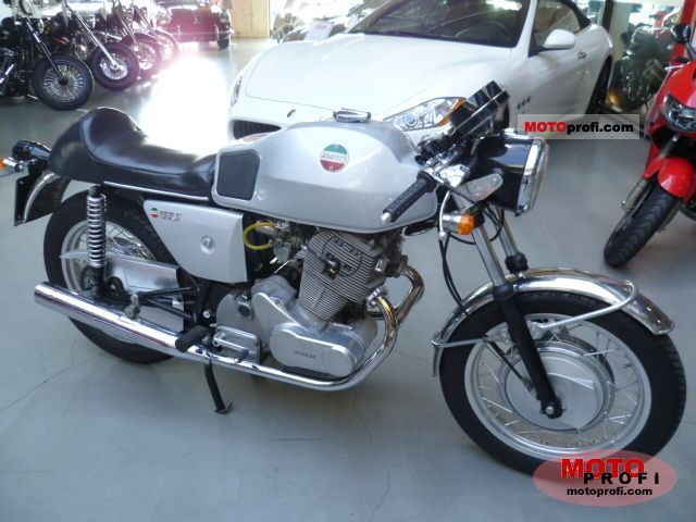 Laverda 750 SF 1971 photo