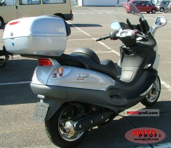 piaggio x9 evolution 500 2005 specs and photos. Black Bedroom Furniture Sets. Home Design Ideas