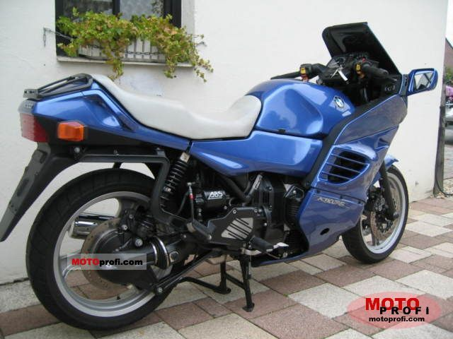 bmw k 1100 rs 1993 specs and photos. Black Bedroom Furniture Sets. Home Design Ideas