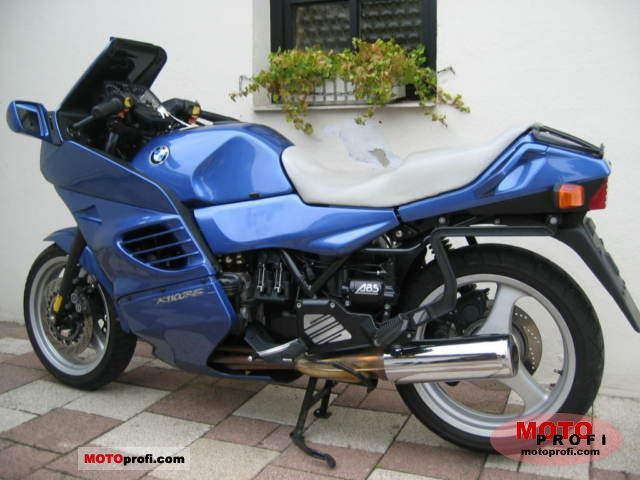 Bmw K 1100 Rs 1993 Specs And Photos