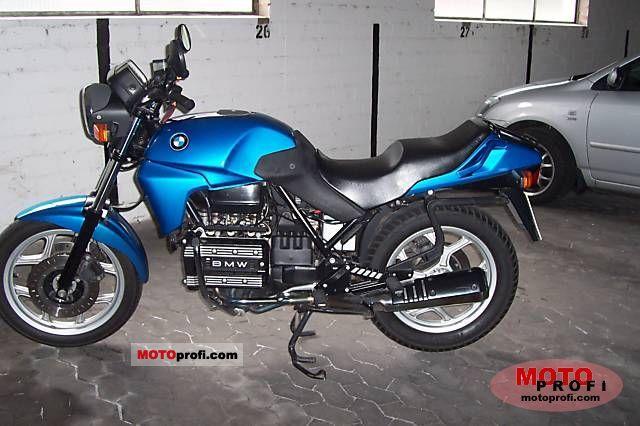 BMW K 75 1993 photo
