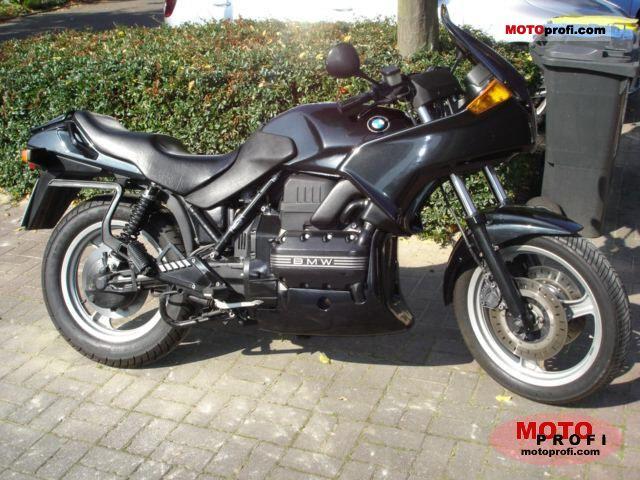 BMW K 75 S 1993 photo