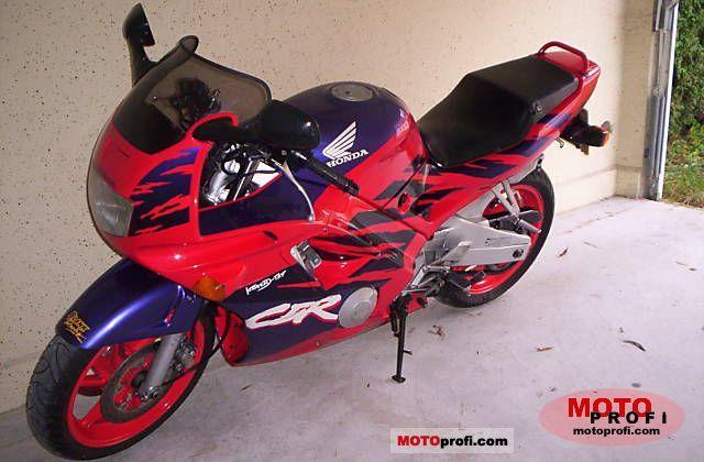 Honda CBR 600 F 1993 photo