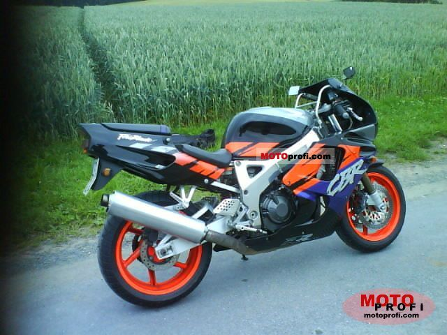 Honda Cbr 900 Rr Fireblade 1993 Specs And Photos