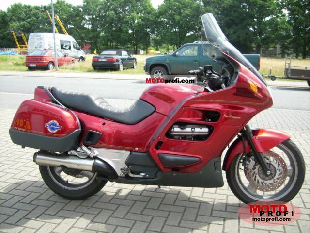 honda st 1100 pan european 1993 specs and photos. Black Bedroom Furniture Sets. Home Design Ideas