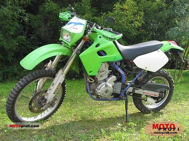Kawasaki KLX 650 1993 photo