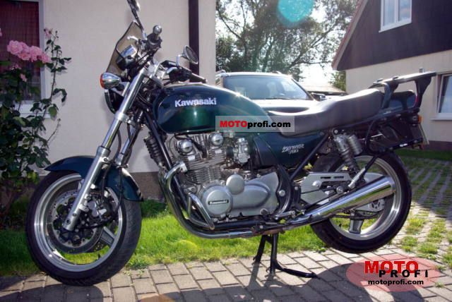 Kawasaki Zephyr 750 1993 photo