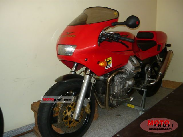Moto Guzzi Daytona 1993 photo