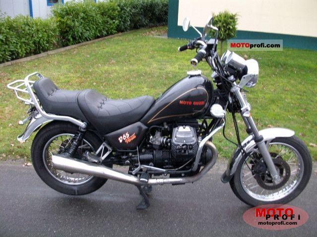 Moto Guzzi V 65 1993 photo