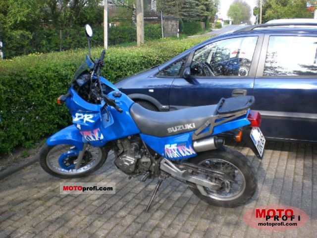 Suzuki DR 650 RSE 1993 photo