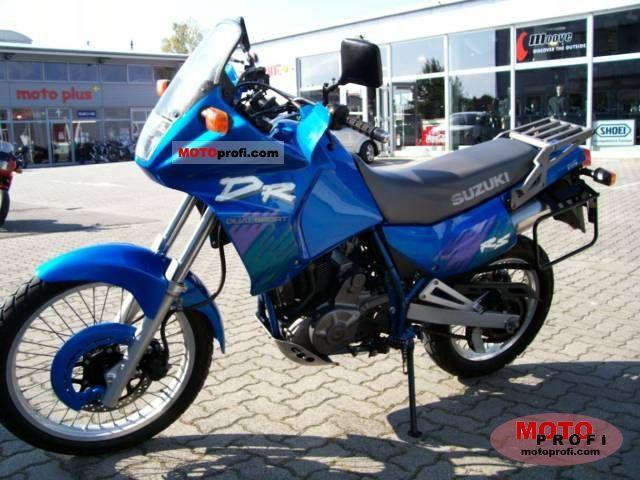 Suzuki DR 650 RSE 1993 Specs and Photos