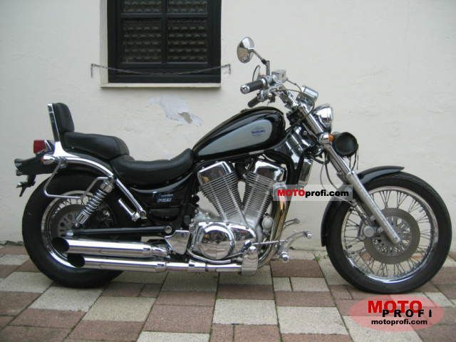 Suzuki VS 1400 Intruder 1993 Specs and Photos