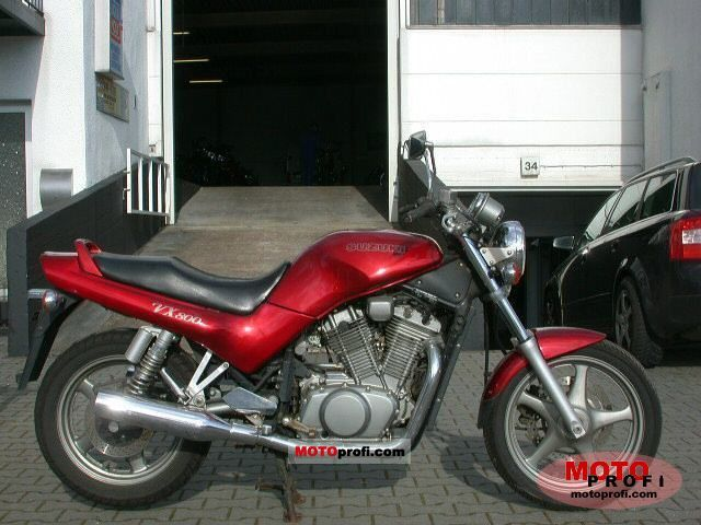 Suzuki VX 800 1993 photo