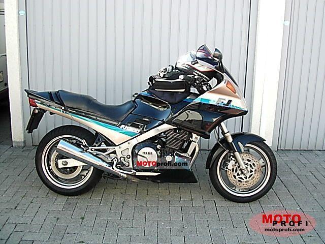 Yamaha FJ 1200 1993 photo